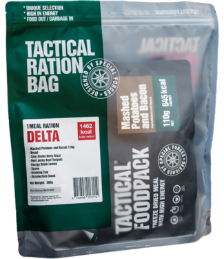 Tactical Foodpack 1 Meal Ration Delta