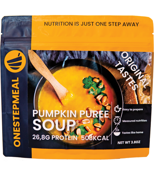 Onestepmeal Pumpkin Puree Soup