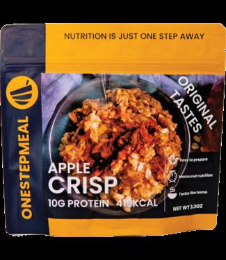 Onestepmeal Apple Crisp