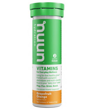 Nuun Vitamins -Grapefruit Orange