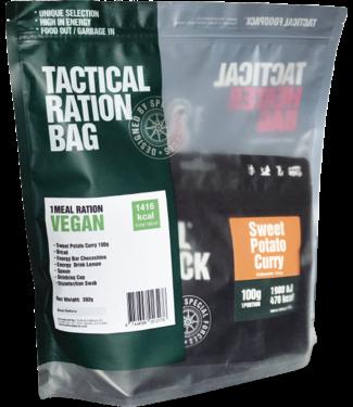 Tactical Foodpack 1 Meal Ration VEGAN