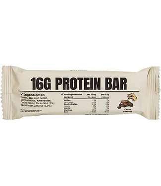 Up Front Cacao Sea Salt 2.0 16 gram Protein Bar