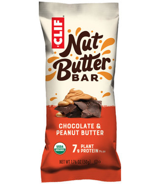 Clif Bar Nut Butter Filled Chocolate Peanut Butter