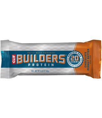 Clif Bar Builder's protein chocolate peanut butter