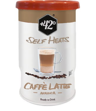 42 Degrees Caffè Latte -Arabica-