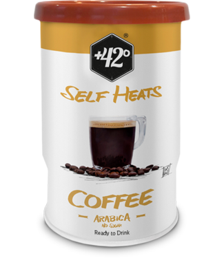 42 Degrees Coffee -Arabica- No Sugar