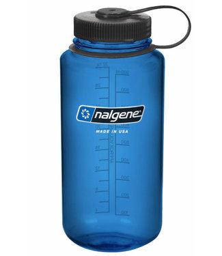 Nalgene 32oz Wide Mouth Nalgene Tritan Water Bottle Blue