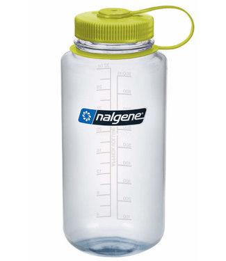 Nalgene 32oz Wide Mouth Nalgene Tritan Water Bottle Clear