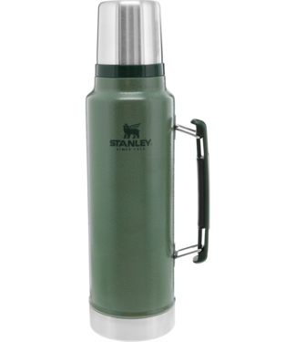 Stanley The Legendary Classic Bottle 1,00L Hammertone Green