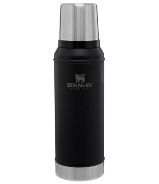 Stanley The Legendary Classic Bottle 0,75L Matte Black