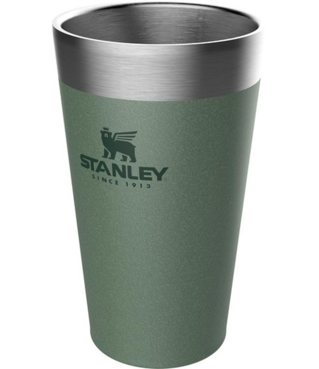 Stanley The Stacking Beer Pint 0,47l Hammertone Green