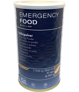 Emergency Food Egg Powder
