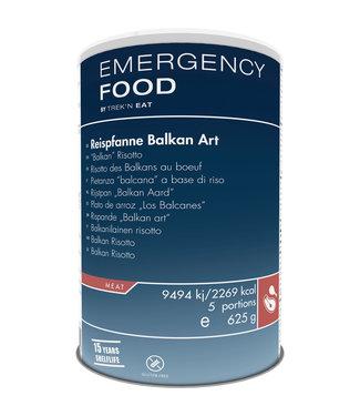 Emergency Food Balkan Risotto