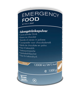 Emergency Food Cocoa Drink