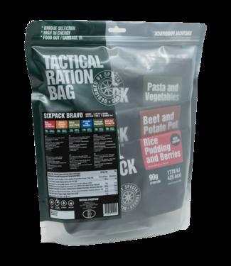 Tactical Foodpack Six Pack Bravo