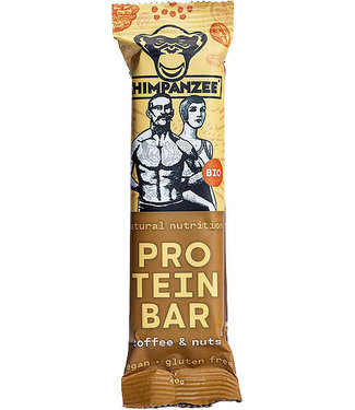 Chimpanzee Coffee & Nuts Protein Bar