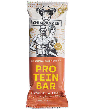 Chimpanzee Peanut Butter Protein Bar