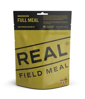 Real Field Meal Pulled Pork with Rice