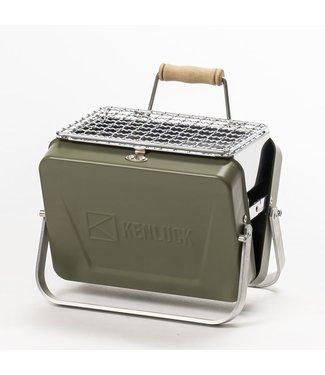 Kenluck Mini Grill Oliver Matte Green