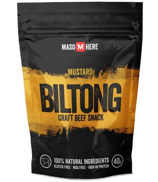 Maso Here Mustard Biltong