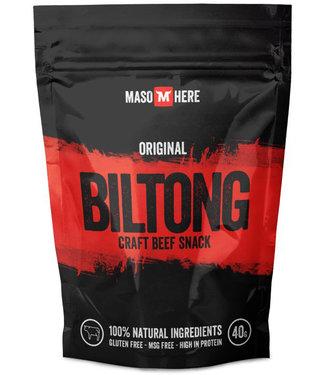 Maso Here Original Biltong