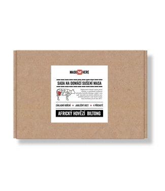 Maso Here Biltong DIY Box