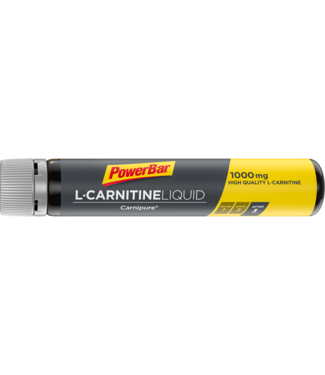 Powerbar L-Carnitine Liquid Ampul