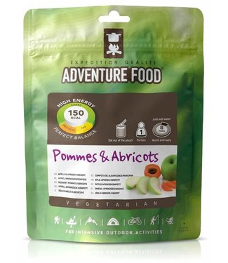 Adventure Food Pommes & Abricot