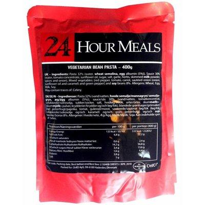 24 Hour Meals Vegetarian Bean Pasta