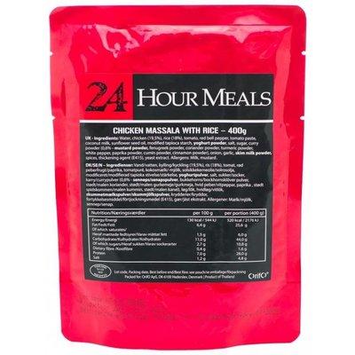 24 Hour Meals Chicken Massala with Rice