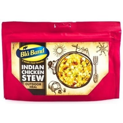 Bla Band Indian Chicken Stew