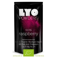 Lyo Food Powders Raspberry