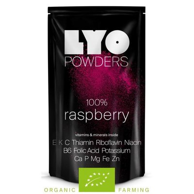 Lyo Food Powders Raspberry