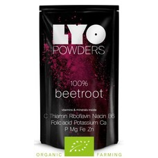 Lyo Food Powders Beetroot