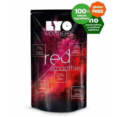 Lyo Food Powders Red Smoothie