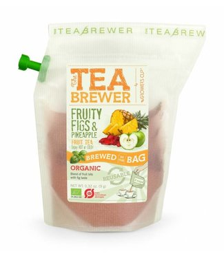 Grower's Cup Fruity Figs & Pineapple Tea