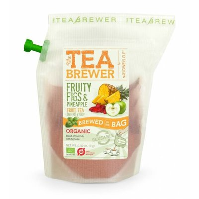 Grower's Cup Fruity Figs & Pineapple Tea
