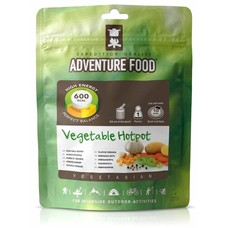 Adventure Food Vegetable Hotpot