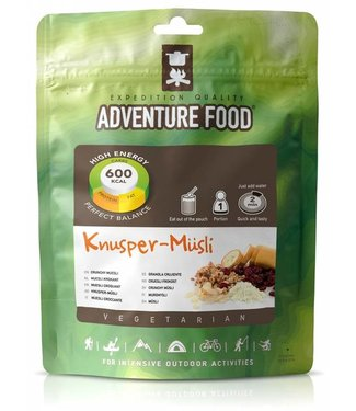 Adventure Food Knusper Müsli