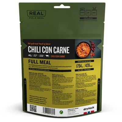 Real Field Meal Chili Con Carne