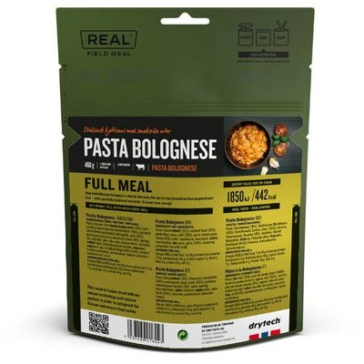 Real Field Meal Pasta Bolognese