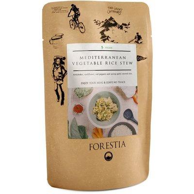Forestia Mediterranean vegetables rice stew