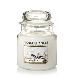 Yankee Candle - Vanilla Medium Jar