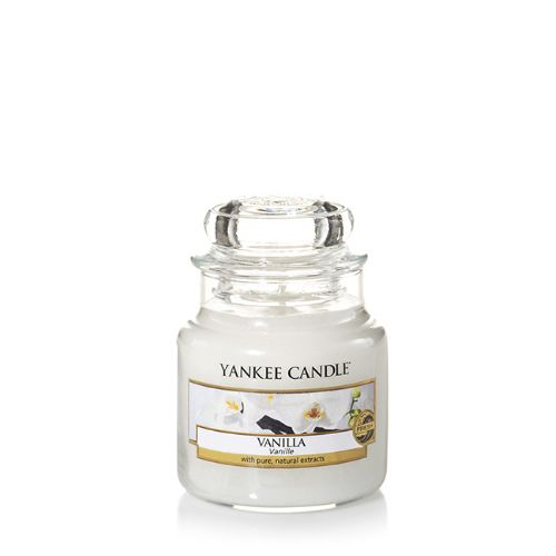 Yankee Candle - Vanilla Small Jar