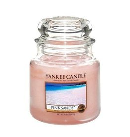 Yankee Candle - Pink Sands Medium Jar