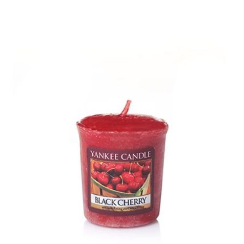 Yankee Candle - Black Cherry Votive
