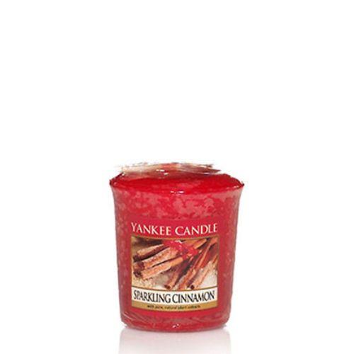Yankee Candle - Sparkling Cinnamon Votive