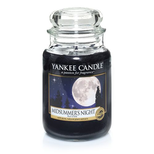 Yankee Candle Yankee Candle - Midsummer's Night Large Jar