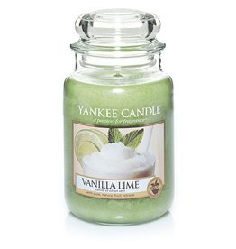 Yankee Candle - Vanilla Lime Large Jar