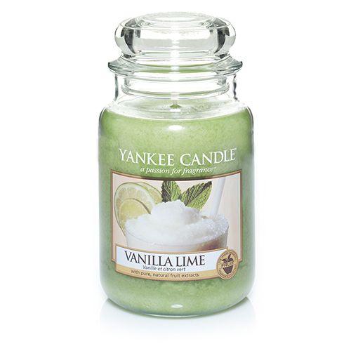 Yankee Candle - Vanilla Lime Large Jar